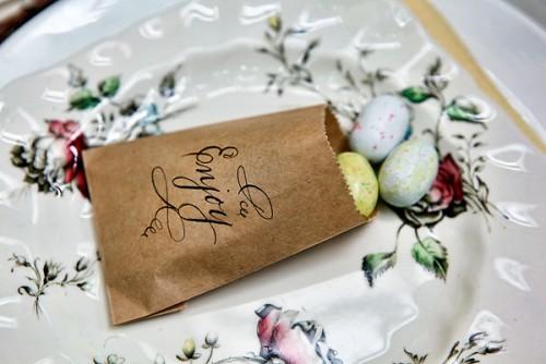 bolsas de papel bodas